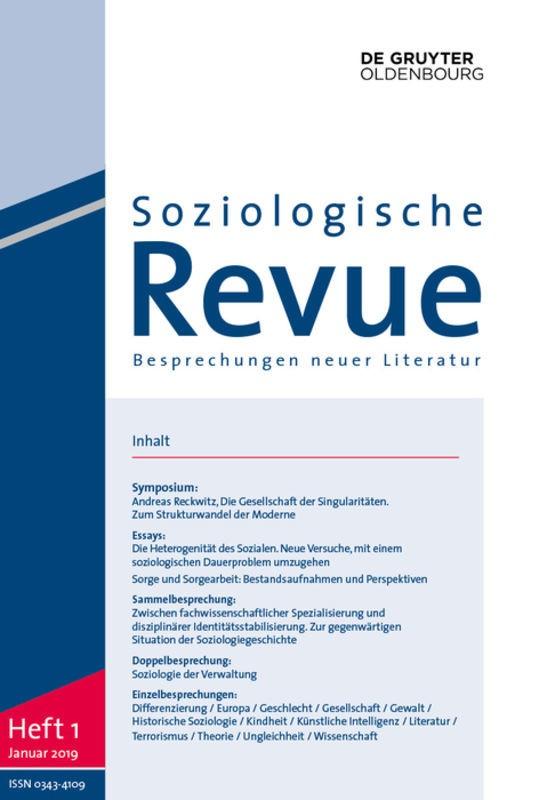 Soziologische Revue