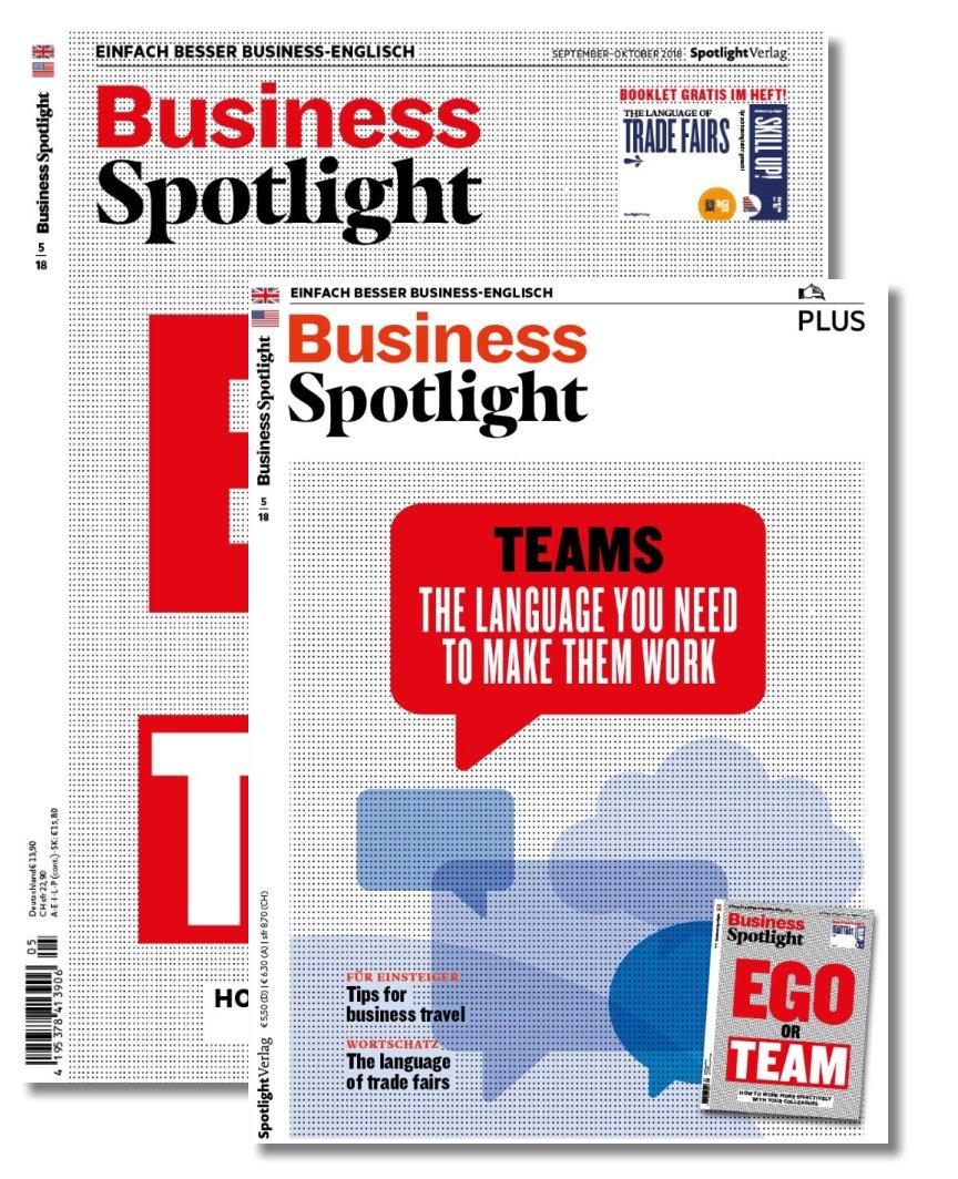 Business Spotlight plus