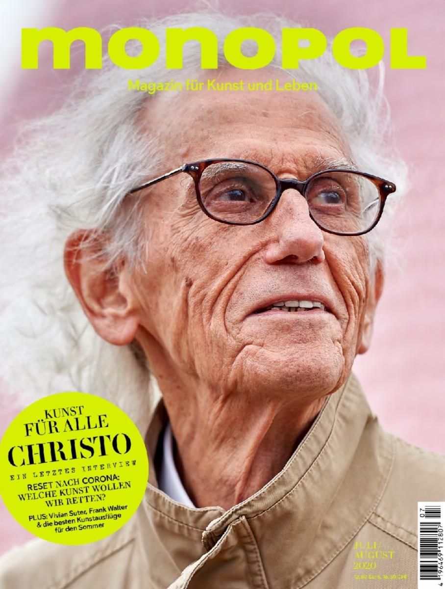 Monopol - Magazin für Kunst und Leben