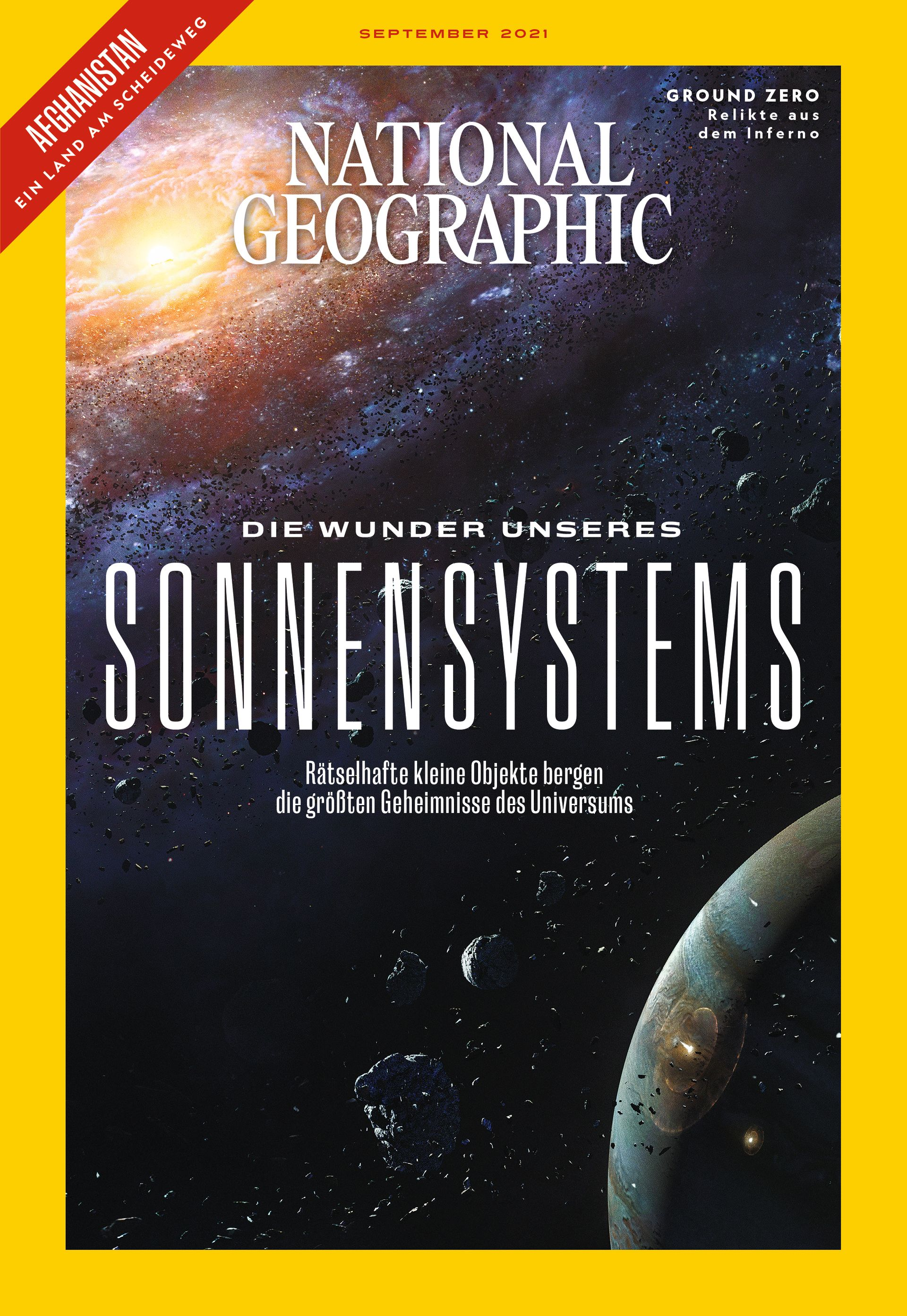National Geographic Studentenabo